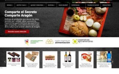 COMPARTE ARAGÓN. Tienda on line de alimentos de Aragón