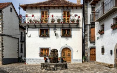 """La localidad aragonesa Ansó se convierte en """"aldea inteligente"""" europea"""