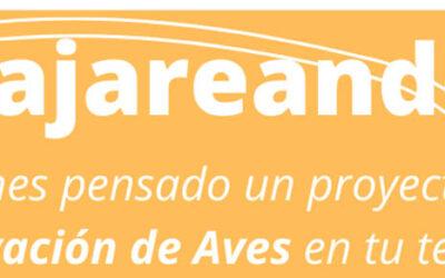 """BIRDING ARAGÓN LANZA """"PAJAREANDO"""" Y """"CIENTO VOLANDO"""" PARA APOYAR A PROYECTOS AMBIENTALES SOBRE ORNITOLOGÍA"""