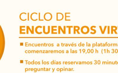 """EL PROYECTO """"PUEBLOS VIVOS ARAGON"""" LANZA EL CICLO DE ENCUENTROS VIRTUALES """"Tardeos Rurales Pueblos vivos"""""""