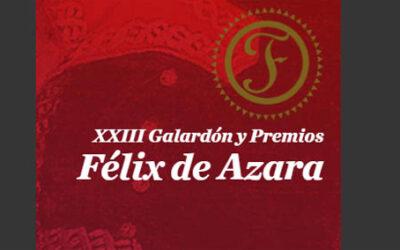 Convocados los Premios «Félix de Azara» a las empresas que desarrollen proyectos de formación, educación y sensibilización medioambiental, de prevención dela contaminación o de mejora del entorno